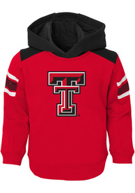Texas Tech Red Raiders Toddler Touch Down Top and Bottom - Black