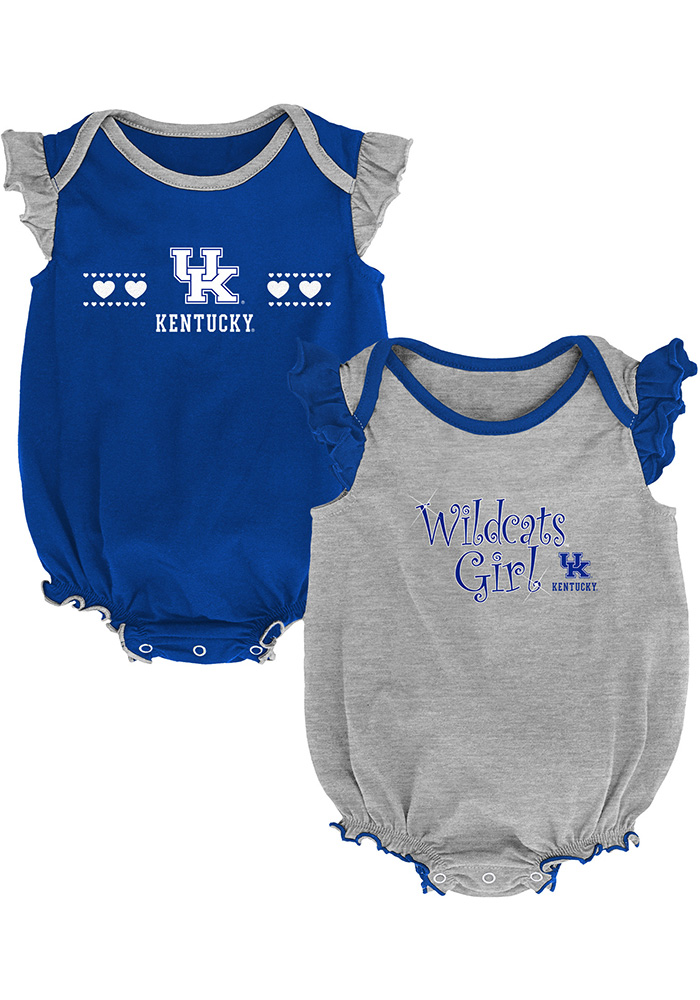Kentucky Wildcats Baby Blue Homecoming Set One Piece - Image 1
