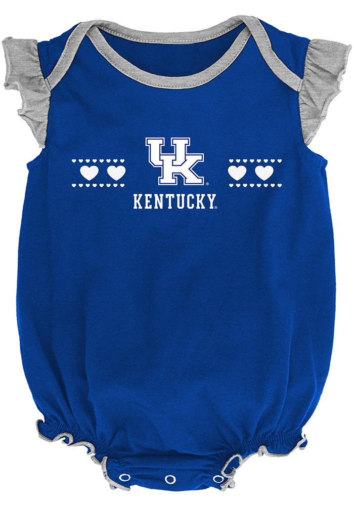 Kentucky Wildcats Baby Blue Homecoming Set One Piece - Image 2