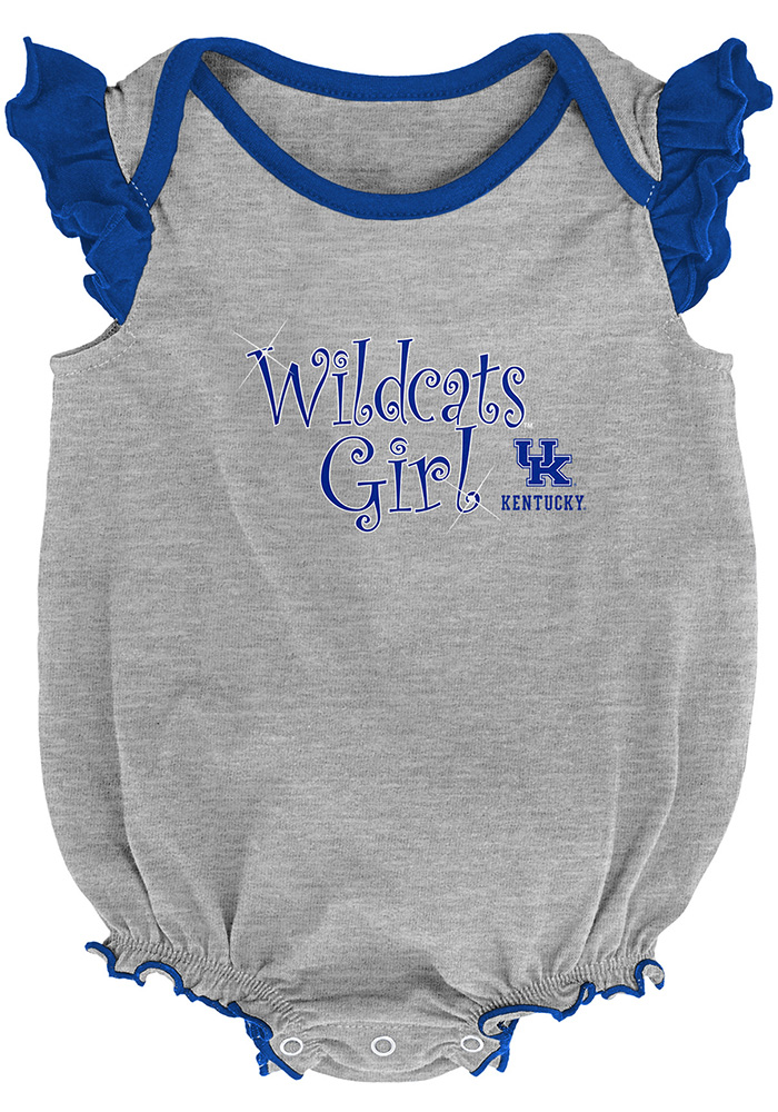 Kentucky Wildcats Baby Blue Homecoming Set One Piece - Image 3
