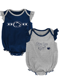 Penn State Nittany Lions Baby Homecoming One Piece - Navy Blue