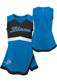Detroit Lions Baby Cheer Captain Cheer - Blue