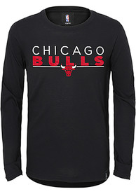 Chicago Bulls Youth Tactical T-Shirt - Black