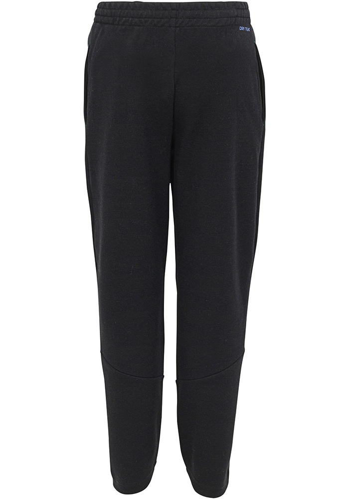 Dallas Stars Youth Black Poly Tech Track Pants - Image 3