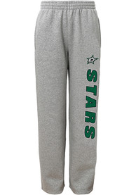 Dallas Stars Youth Post Game Sweatpants - Grey