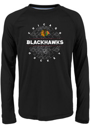 Chicago Blackhawks Youth Power Play T-Shirt - Red