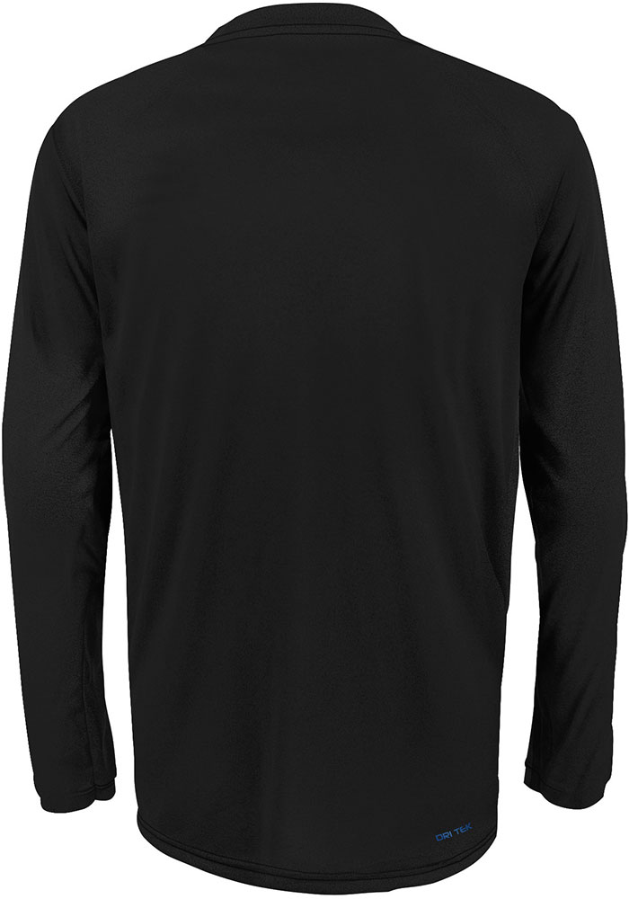 Chicago Blackhawks Youth Red Power Play Long Sleeve T-Shirt - Image 2