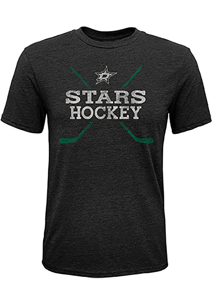 Dallas Stars Youth Score Fashion T-Shirt - Black