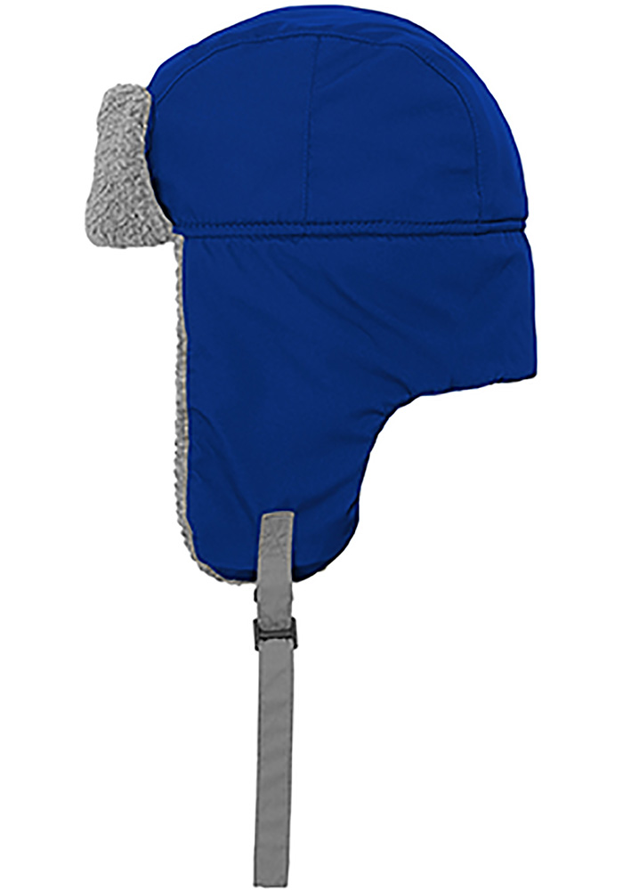 St Louis Blues Blue Winter Youth Knit Hat - Image 2