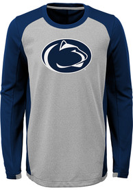 Penn State Nittany Lions Youth Mainframe T-Shirt - Grey