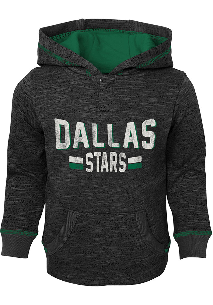 Dallas Stars Toddler Tiny Enforcer Hooded Sweatshirt - Black