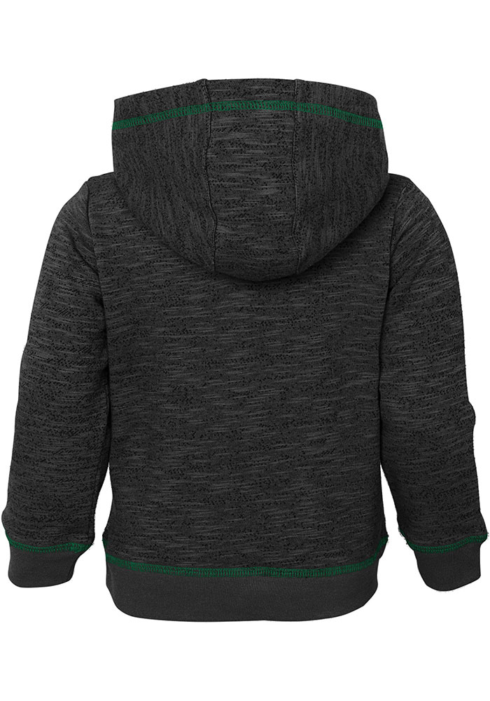 Dallas Stars Toddler Black Tiny Enforcer Long Sleeve Hooded Sweatshirt - Image 2