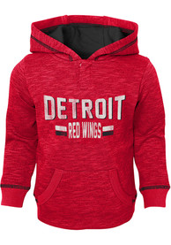 Detroit Red Wings Toddler Tiny Enforcer Hooded Sweatshirt - Red