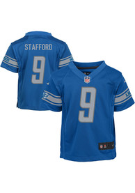 Matthew Stafford Detroit Lions Baby Nike Home Football Jersey - Blue