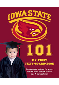 Iowa State Cyclones 101: My First Text Children's Book