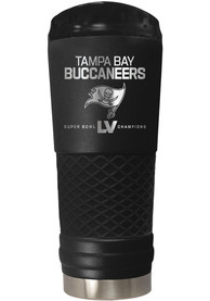 Tampa Bay Buccaneers Super Bowl LV Champions 24oz Stainless Steel Tumbler - Black