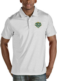 Baylor Bears Antigua 2021 National Champion Quest Polo Shirt - White