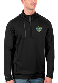 Baylor Bears Antigua 2021 National Champion Generation 1/4 Zip Pullover - Black
