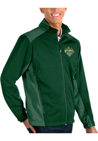 Baylor Bears Antigua 2021 National Champion Revolve Light Weight Jacket - Green