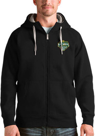 Baylor Bears Antigua 2021 National Champion Victory Full Zip Jacket - Black