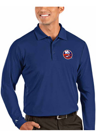 New York Islanders Antigua Tribute Polo Shirt - Blue