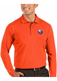 New York Islanders Antigua Tribute Polo Shirt - Orange