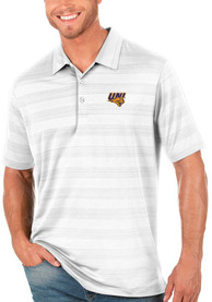 Northern Iowa Panthers Antigua Compass Polo Shirt - White