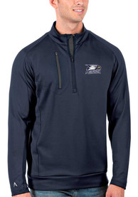 Georgia Southern Eagles Antigua Generation 1/4 Zip Pullover - Navy Blue