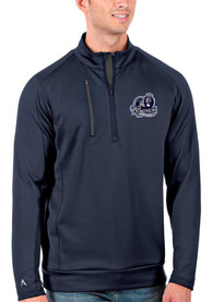Old Dominion Monarchs Antigua Generation 1/4 Zip Pullover - Navy Blue