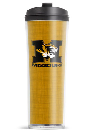 Missouri Tigers Endeavor Linen Travel Mug