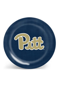 Pitt Panthers 4-Pack 8 Melamine Plate