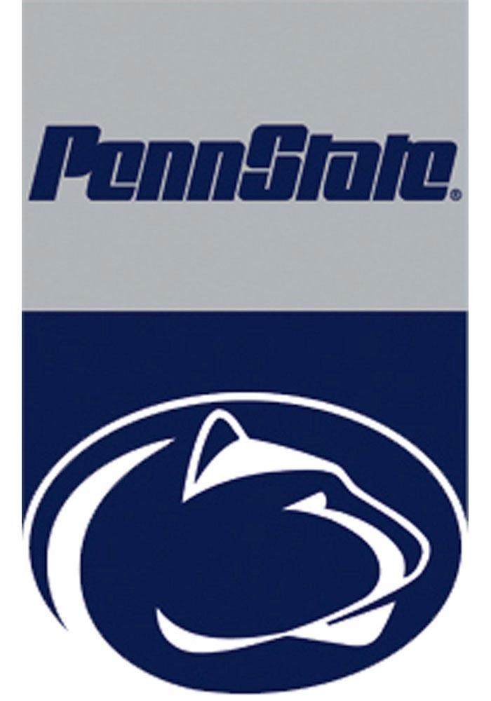 Penn State Nittany Lions 28x40 Applique Sleeve Banner - Image 1