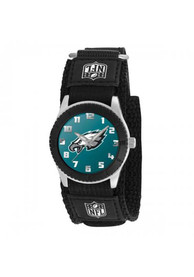 Philadelphia Eagles Youth Black Rookie Watch - Midnight Green