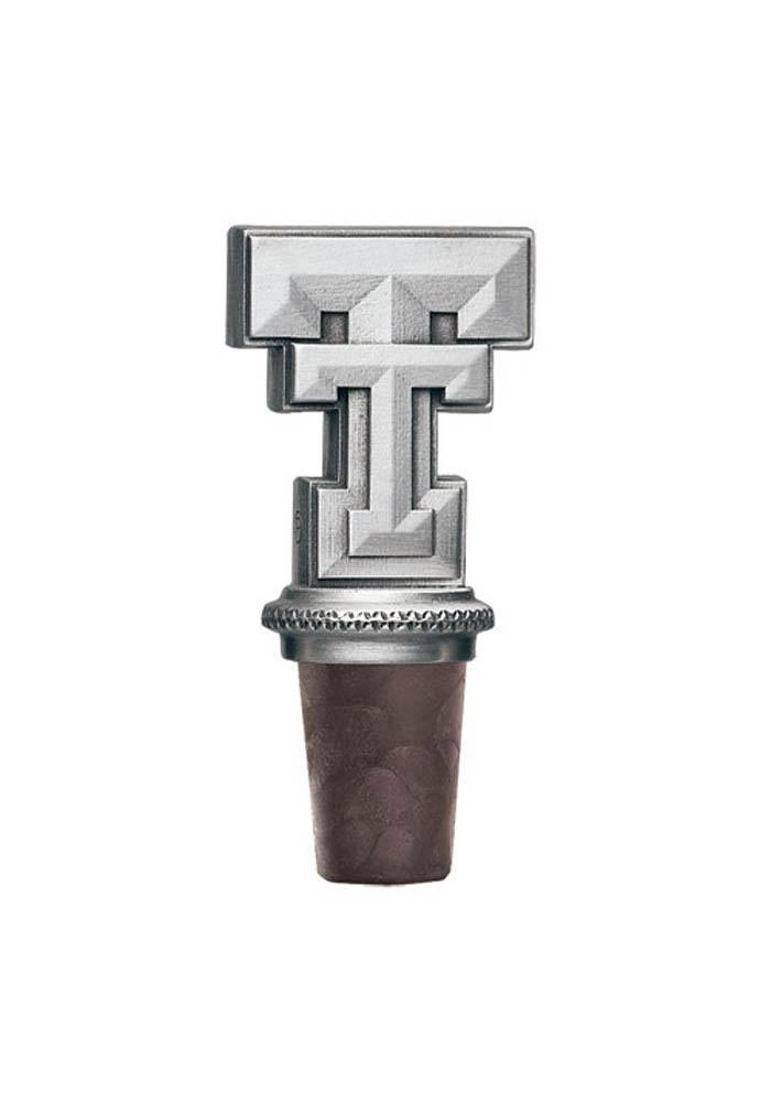 Texas Tech Red Raiders Bottle Stopper Wine Accessory - Image 1