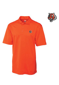 Cincinnati Bengals Cutter and Buck Genre Polo Shirt - Orange