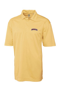 Lafayette College Cutter and Buck Genre Polo Shirt - Gold