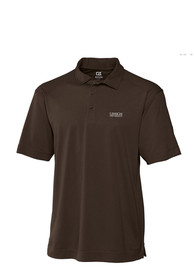 Lehigh University Cutter and Buck Genre Polo Shirt - Brown
