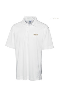Lehigh University Cutter and Buck Genre Polo Shirt - White
