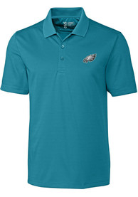 Philadelphia Eagles Cutter and Buck Fairwood Polo Shirt - Midnight Green
