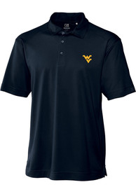 West Virginia Mountaineers Cutter and Buck Genre Polo Shirt - Navy Blue