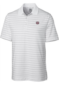 Missouri State Bears Cutter and Buck Franklin Polo Shirt - White