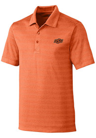 Oklahoma State Cowboys Cutter and Buck Interbay Polo Shirt - Orange
