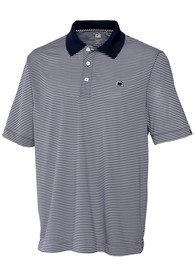 Penn State Nittany Lions Cutter and Buck Trevor Polo Shirt - Navy Blue