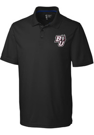 Bloomsburg University Huskies Cutter and Buck Fairwood Polo Shirt - Black