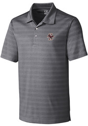 Boston College Eagles Cutter and Buck Interbay Melange Polo Shirt - Grey