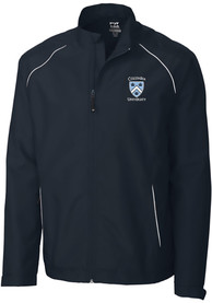 Columbia University Lions Cutter and Buck Beacon 1/4 Zip Pullover - Navy Blue