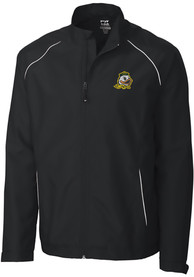 Oregon Ducks Cutter and Buck Beacon 1/4 Zip Pullover - Black