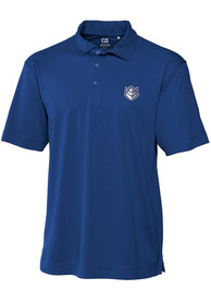 Saint Louis Billikens Cutter and Buck Genre Polo Shirt - Blue