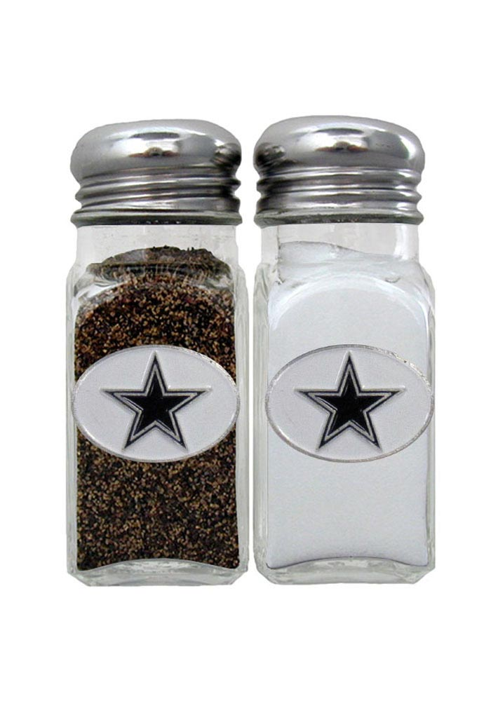 Superior Dallas Cowboys SHAKERS Salt And Pepeper Set