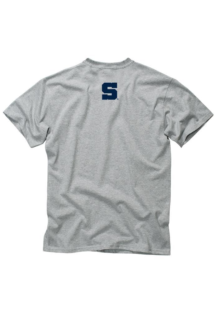 Penn State Nittany Lions Mens Grey We Are Short Sleeve T Shirt - Image 3